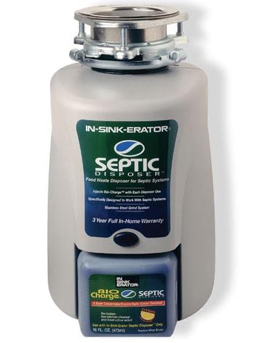 Insinkerator Septic Garbage Disposal Free Shipping Today