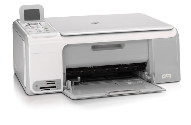 hp photosmart c4180 flatbed all in one printer free shipping today 11080309. Black Bedroom Furniture Sets. Home Design Ideas