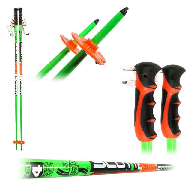 2008 Scott Series 4 Team Issue Ski Poles