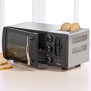 Wolfgang Puck 2 In 1 Gourmet Toaster Oven Broiler