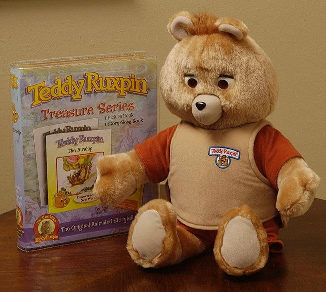 Teddy Ruxpin Storytelling Toy