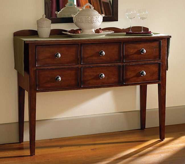 Nathan Hale Cherry Sideboard Free Shipping Today 11099448