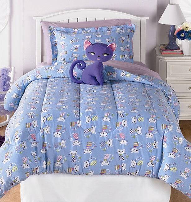 Whiskers Twin Comforter Set