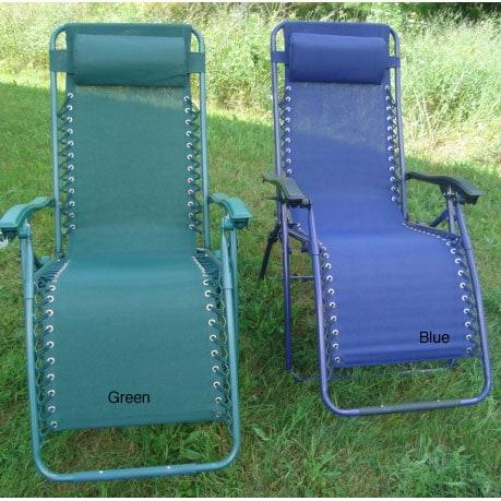 Phat Tommy Zero Gravity Lawn Chair
