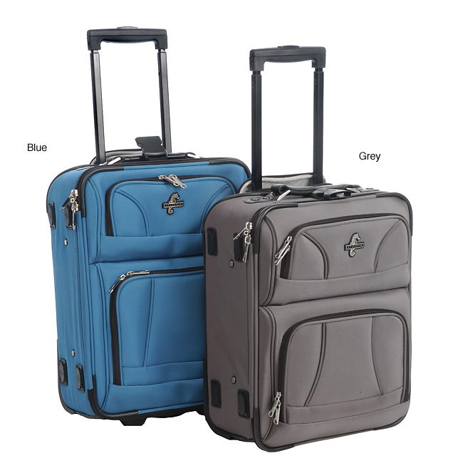 Atlantic Luggage Eternity Lite 19-inch Carry On - Free Shipping ...