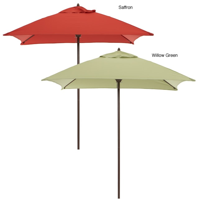 6 foot square patio umbrella free shipping today for Patio table umbrella 6 foot