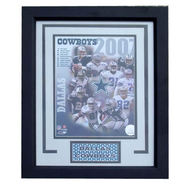 Dallas Cowboys '07 Deluxe Frame