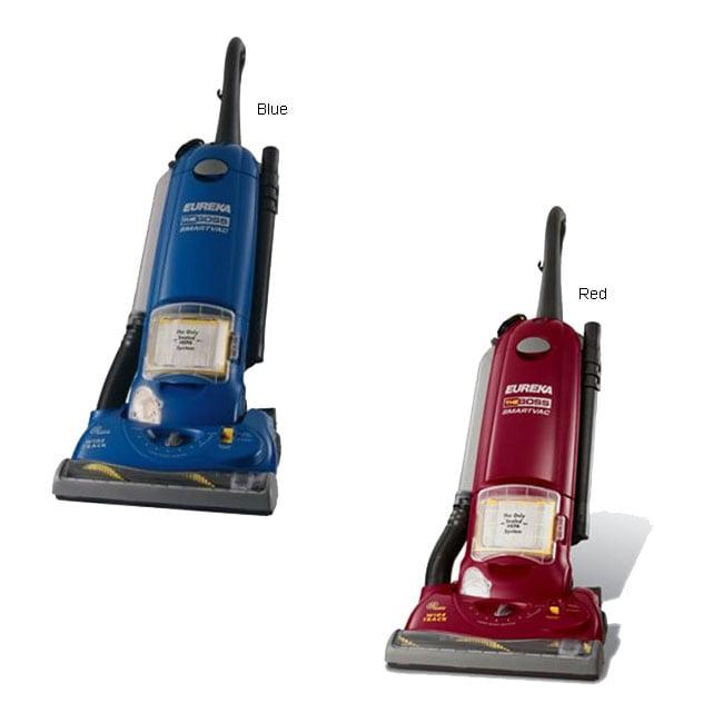 Eureka Smart Boss Upright Hepa Vacuum Cleaner Refurb
