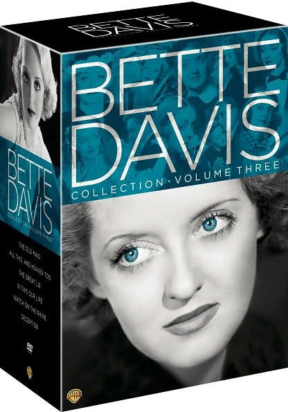 Bette Davis Collection Vol. 3 (DVD)