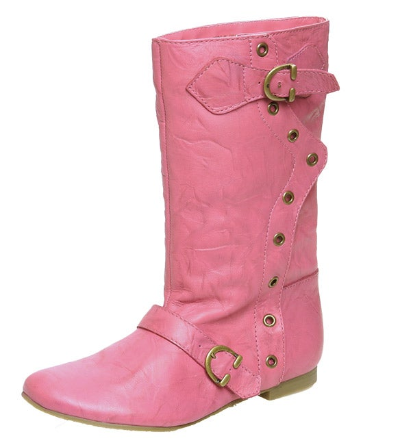 MIA Women's Pink Easy Rider Boots