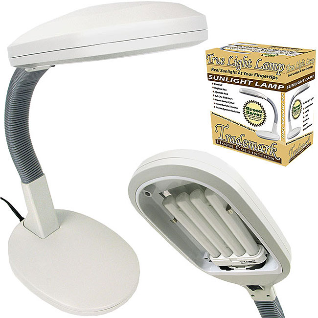 Trademark Sunlight Extendable Desk Lamp