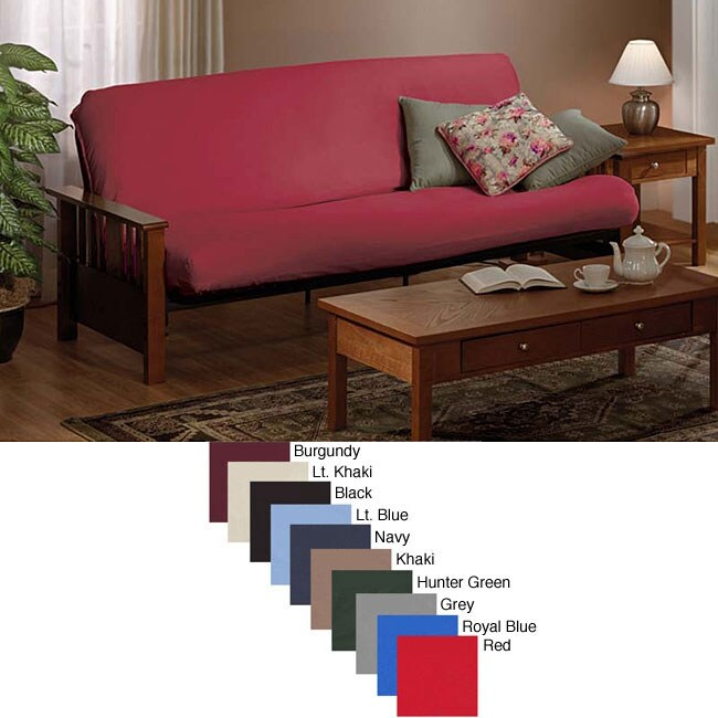 Queen Size Washable Futon Cover