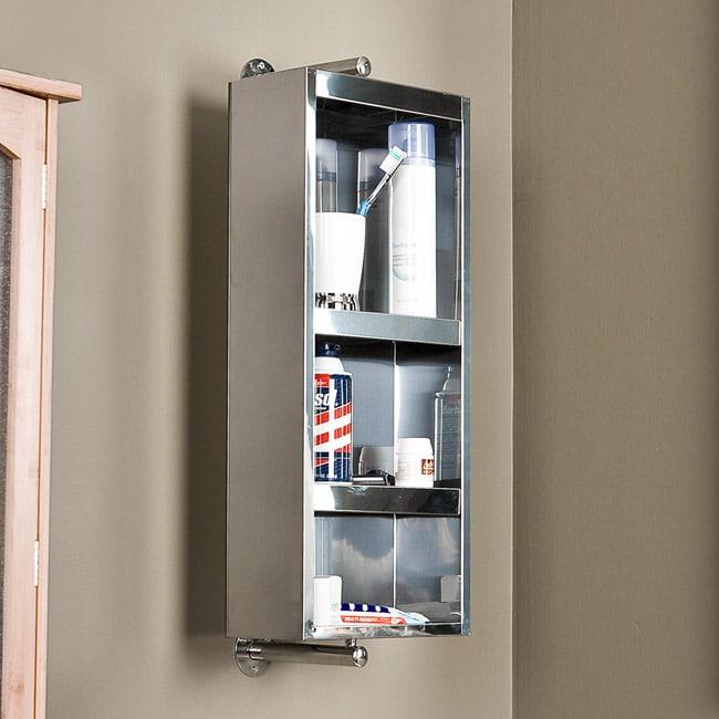 european swivel mirror storage center free shipping today