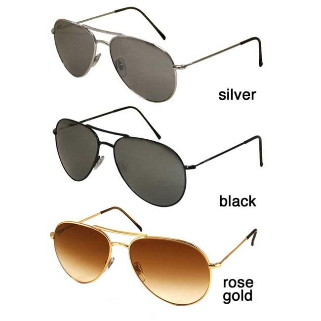 8575973a92b Shop Gucci 1287 S Aviator Sunglasses - Free Shipping Today ...