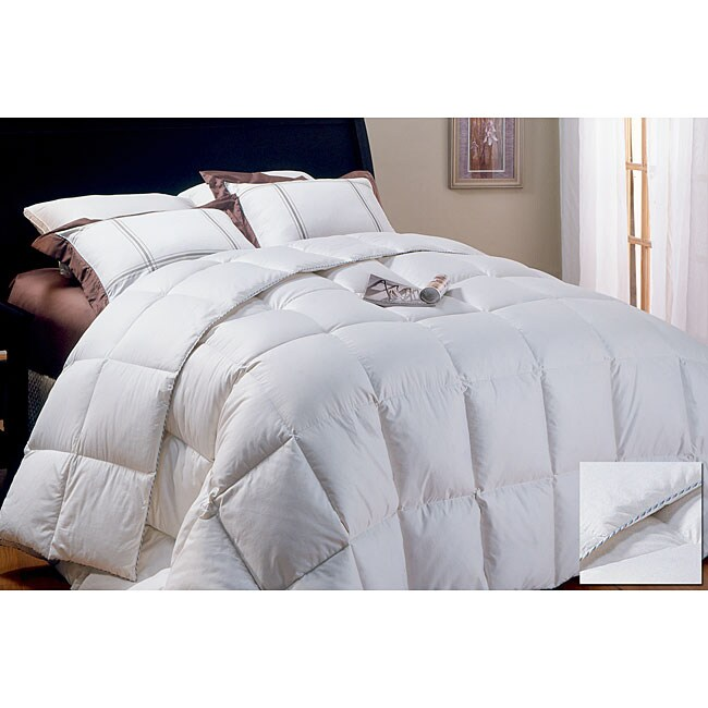 Hotel Collection White Down Comforter Free Shipping