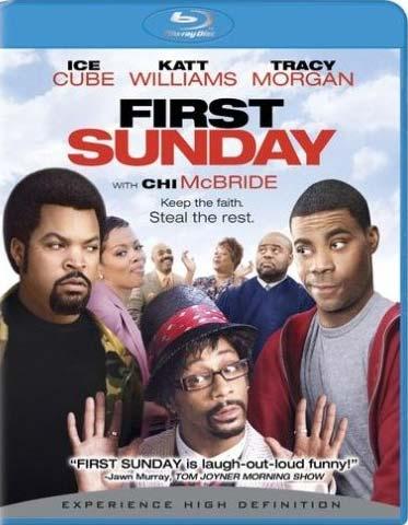 First Sunday (Blu-ray Disc)