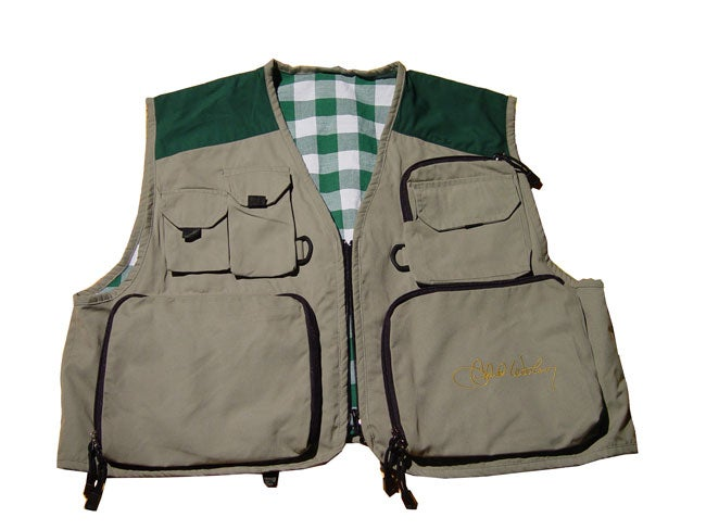 Chuck Woolery Signature Travel Vest