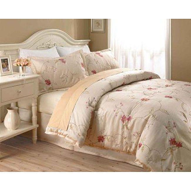 Darlene 4-piece Comforter Set