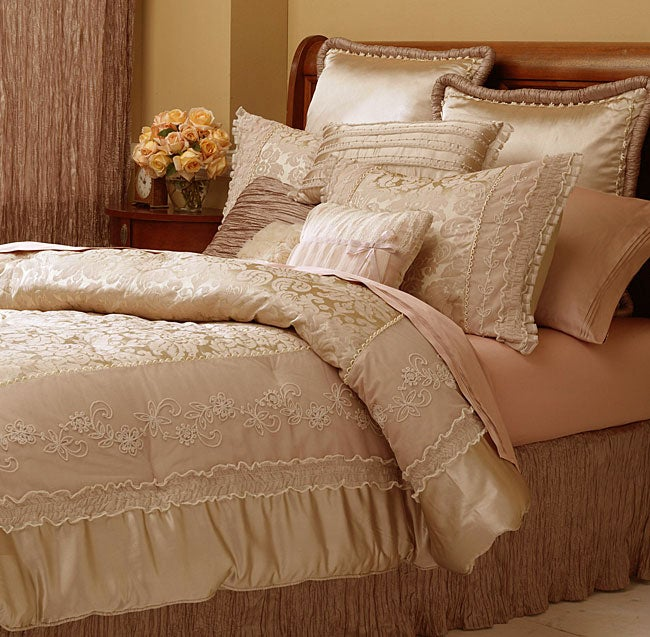 Giselle 4-piece Comforter Set