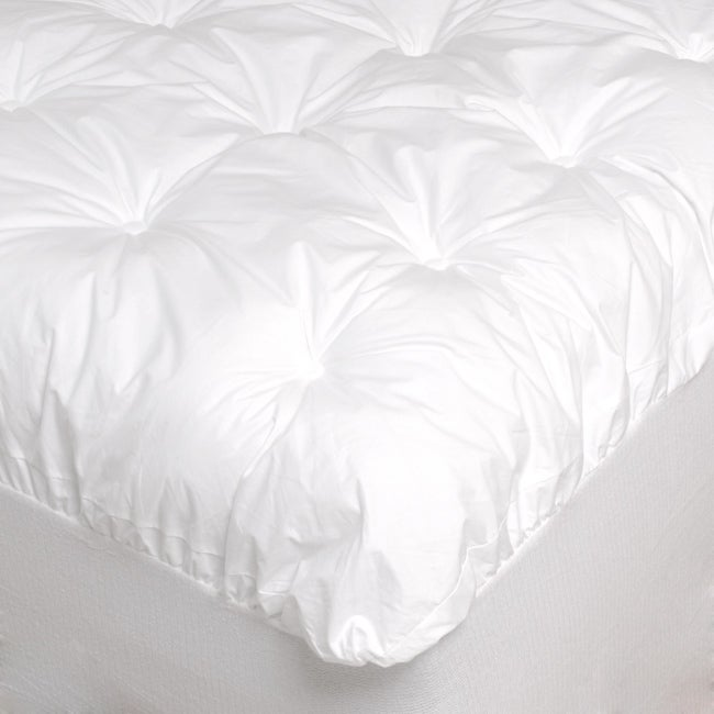 Ultimate fort Down Alternative Mattress Pad Free