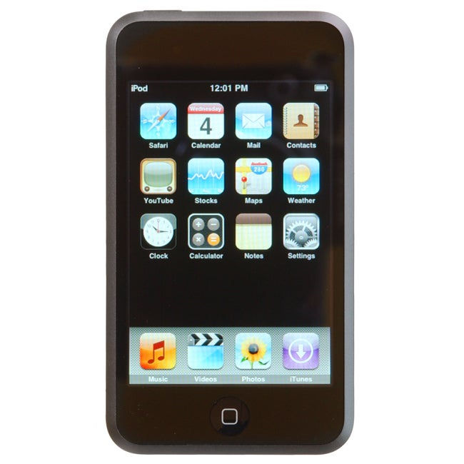 iPod touch (2nd generation) - Technical Specifications
