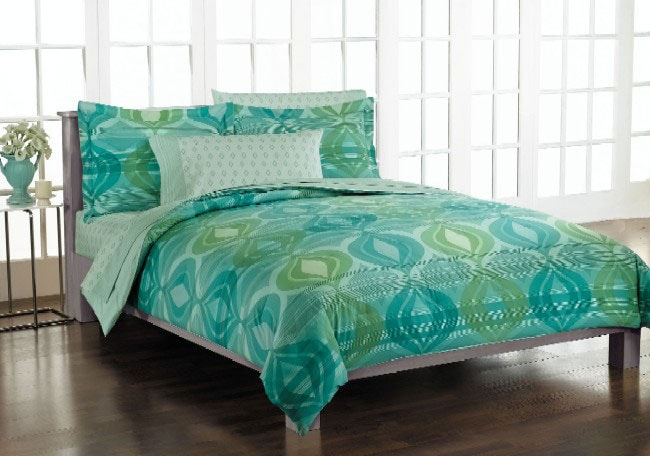 Orion Twin Comforter Set with 250 TC Sheets