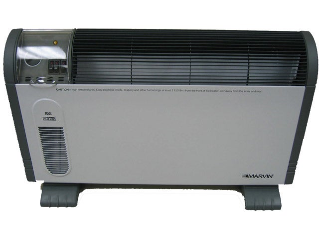 Marvin Convection 1500 Watt Baseboard Heater Free