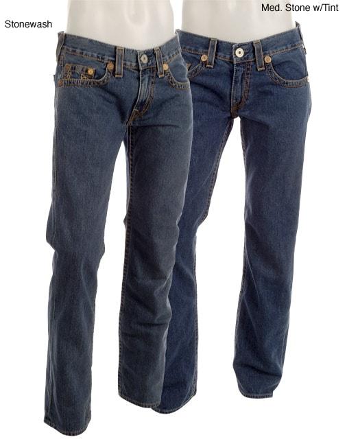 True Religion Men's Bobby 5-Pocket Jeans