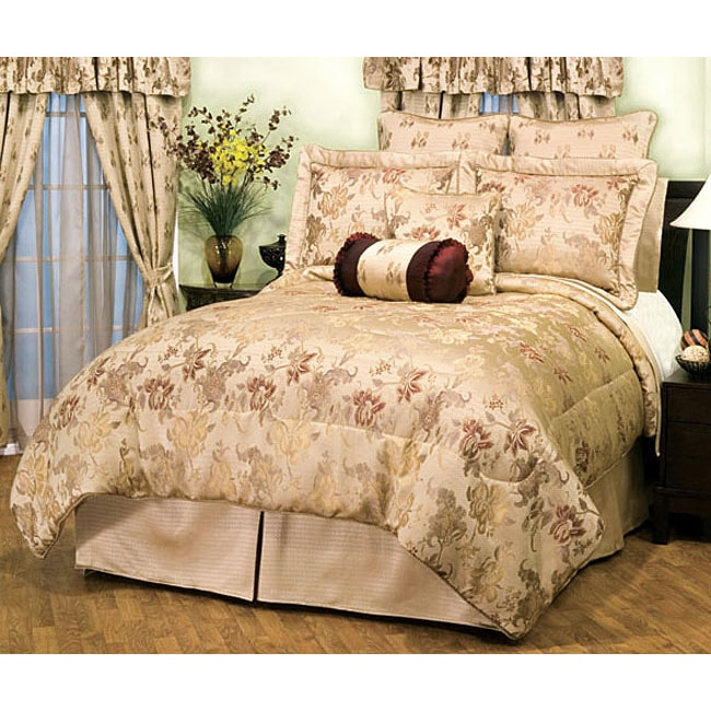 Leslie 24-piece Complete Bedroom Ensemble - Thumbnail 0