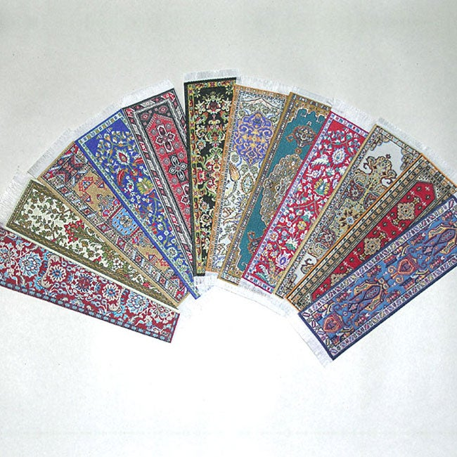 Persian Carpet Bookmark Floor Matttroy