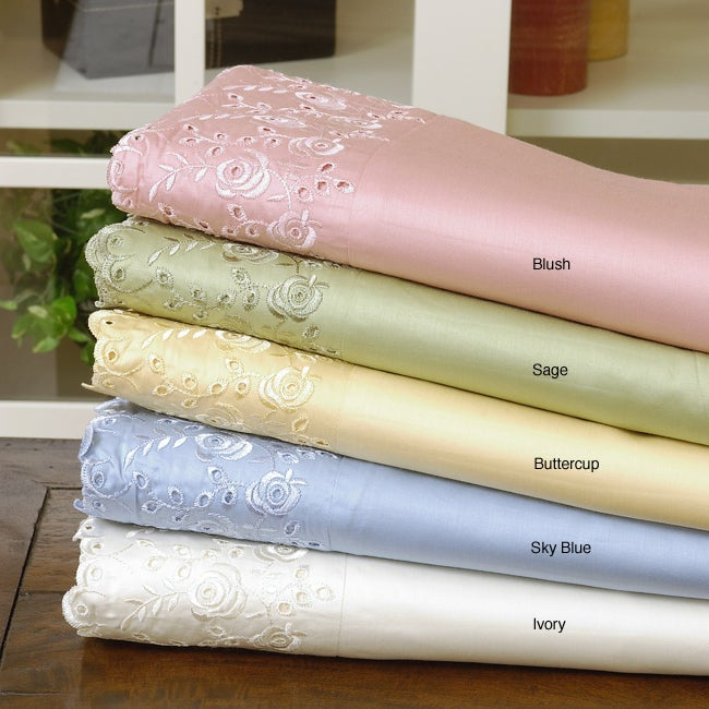 330 Thread Count Imperial Cotton Sheet Set