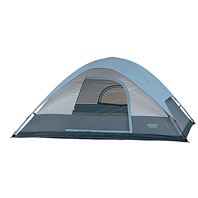 Wenzel 4 Person Timber Ridge Classic Dome Tent