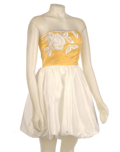 Betsey Johnson Women S Astro Pop Evening Dress Free