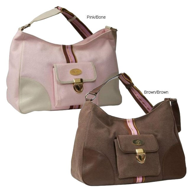 Shop Christine Price Haute Kiley Diaper Handbag Free