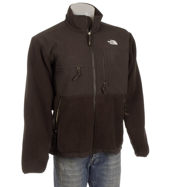 The North Face Men's Brown Denali Fleece Jacket