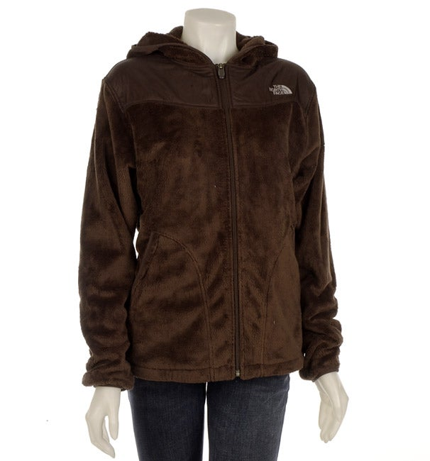 4dda1aea5956 Shop The North Face Women s Brownie Brown OSO Hoodie - Free Shipping Today  - Overstock - 3084158