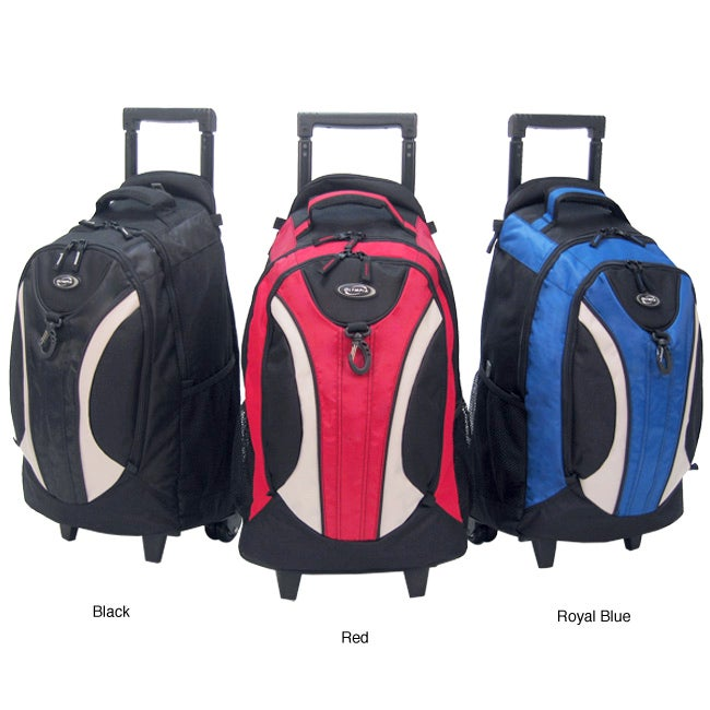 Olympia 20-inch Rolling Backpack - Free Shipping On Orders Over ...