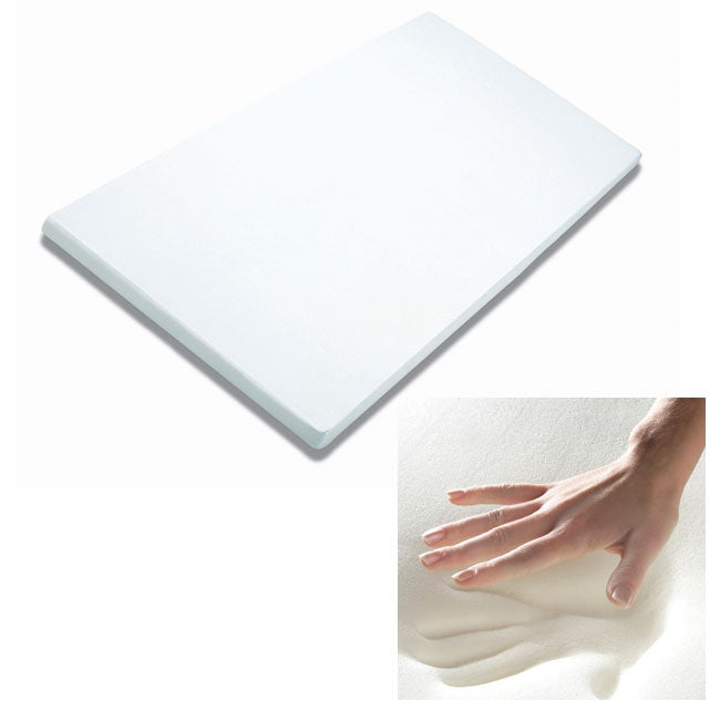 Memory Foam 2-inch Mattress Topper