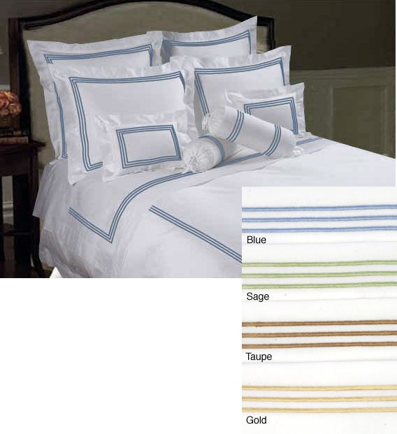 Sateen Hotel Collection Duvet Cover Set