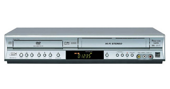 shop jvc dvd vcr combo free shipping today overstock com 3099995