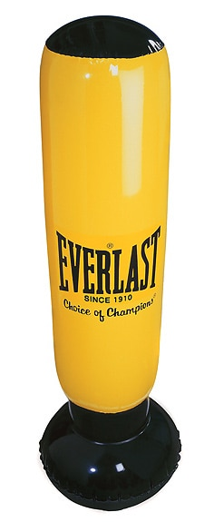 Everlast Inflatable Punching Bag With Pump