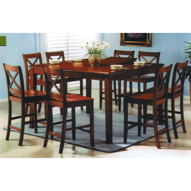Graham Counter Height Dining Set Free Shipping Today 11236209