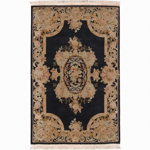 Nourison Everywheres Orange Paisley Rug - 1'8 x 2'9