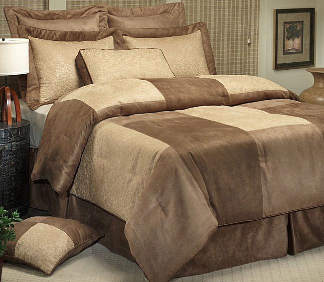 Dakota Antelope Luxury 4-piece Comforter Set