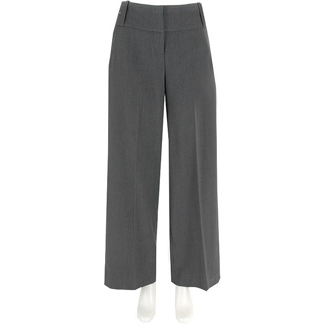 80b42a6ad38 Shop Larry Levine Women s Career Pants - Free Shipping On Orders Over  45 -  Overstock - 3108780