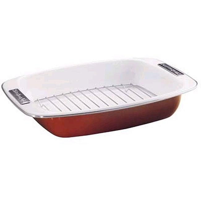 KitchenAid 16.5-inch Rectangular Roasting Pan