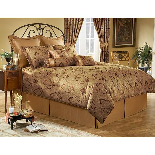 Danbury Premier Queen 9-piece Comforter Set