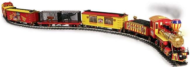 Limited Edition Circus Train Set