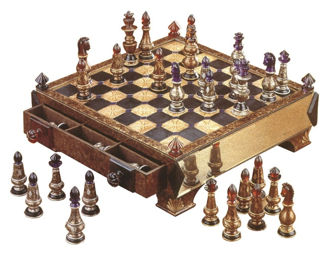 Sandton Le Grand Master Collection Chess Set