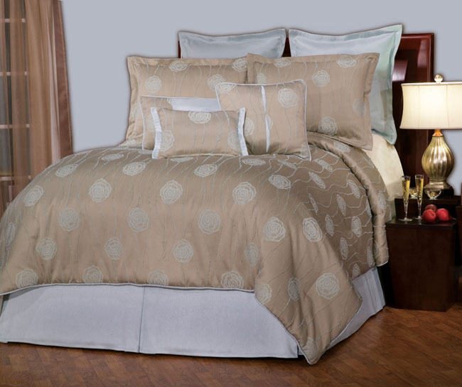 Suave 9-piece Luxury Comforter Set